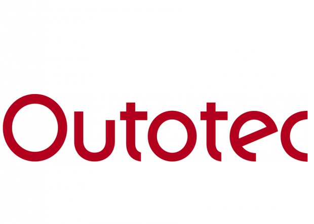 Logo for Outotec