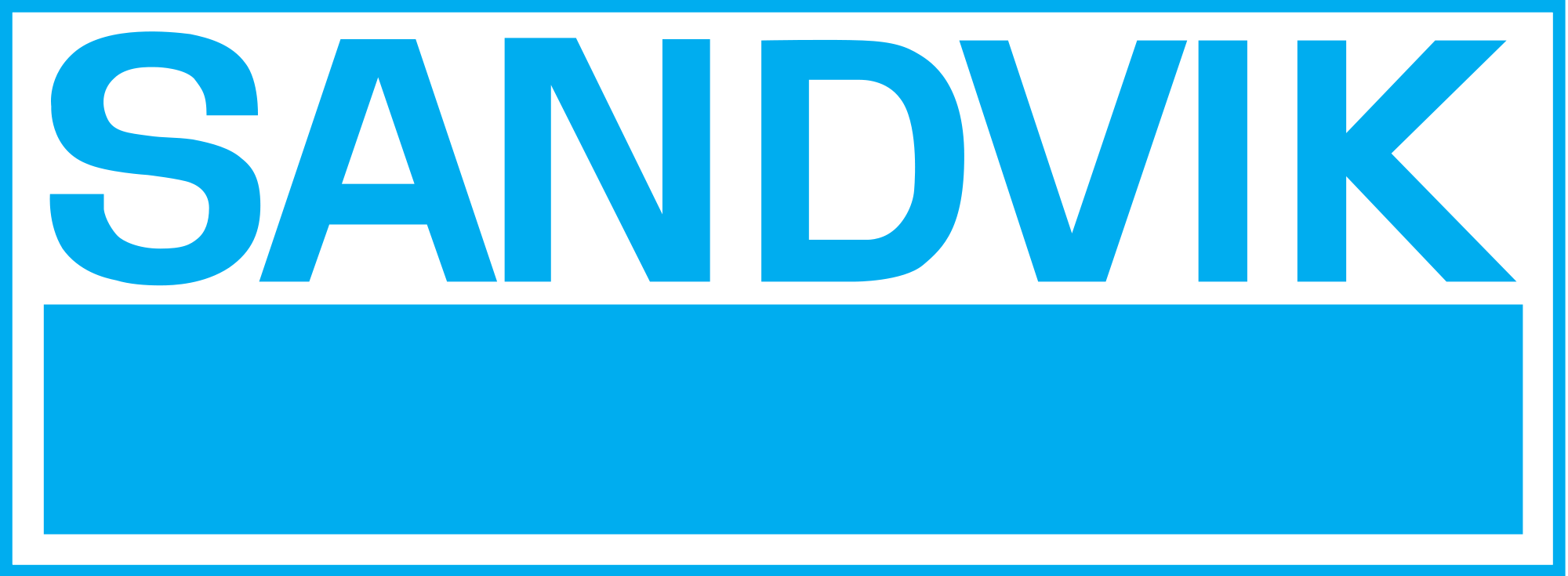 Logo for Sandvik